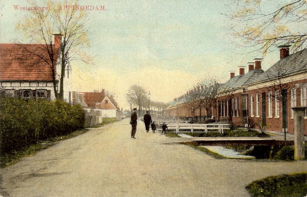 Westersingel, Appingedam