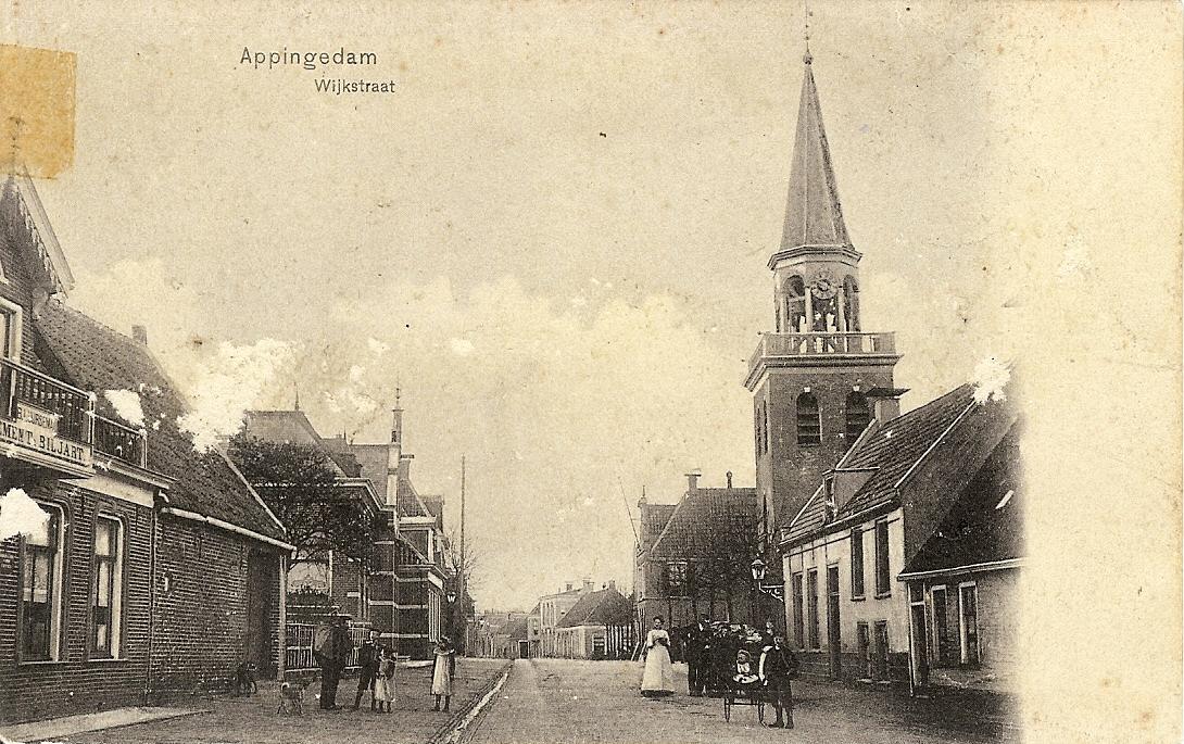 Wijkstraat, Appingedam