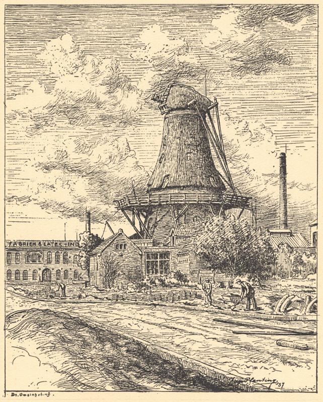 De molen Durksz