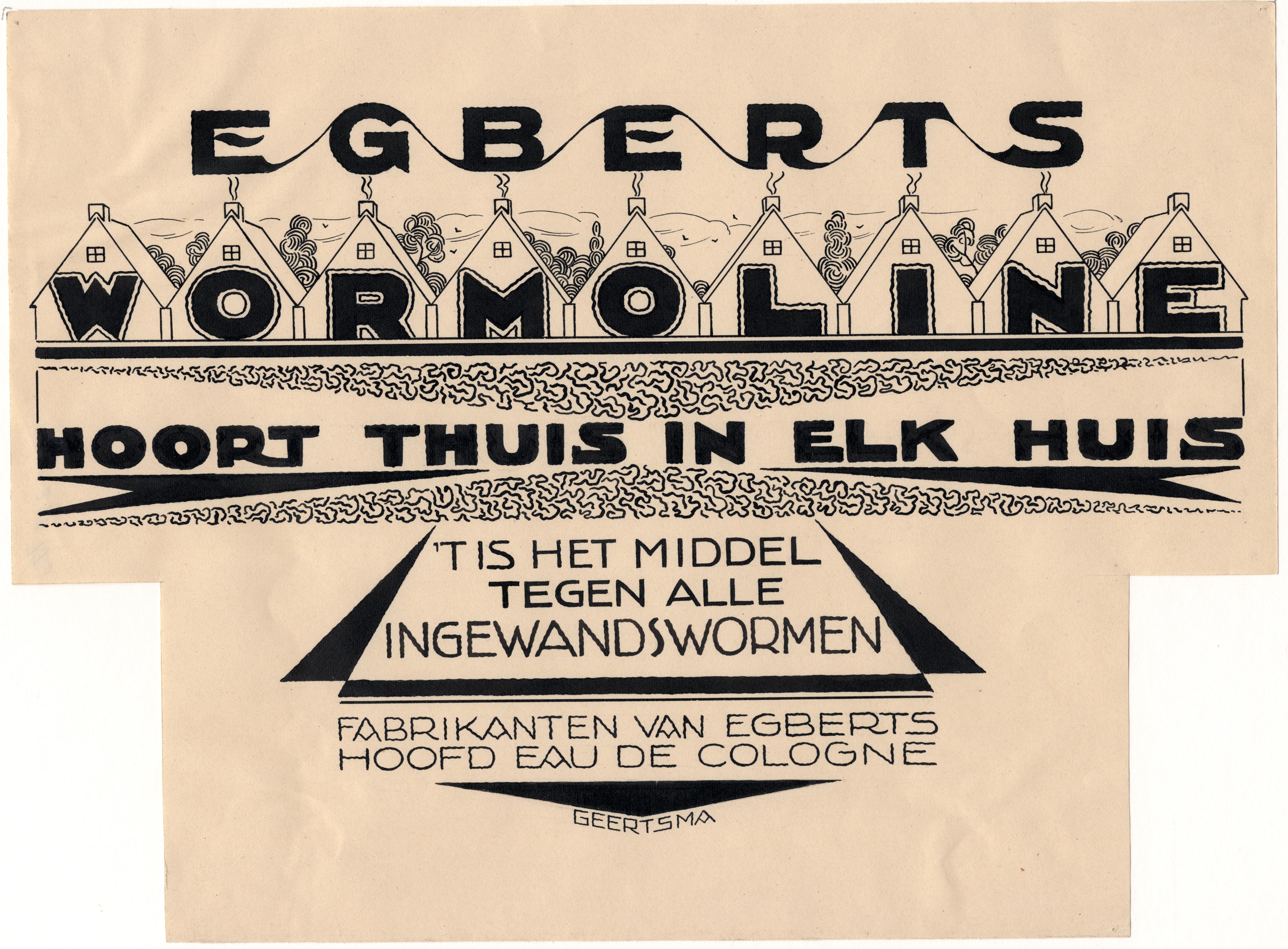 Egberts Wormoline