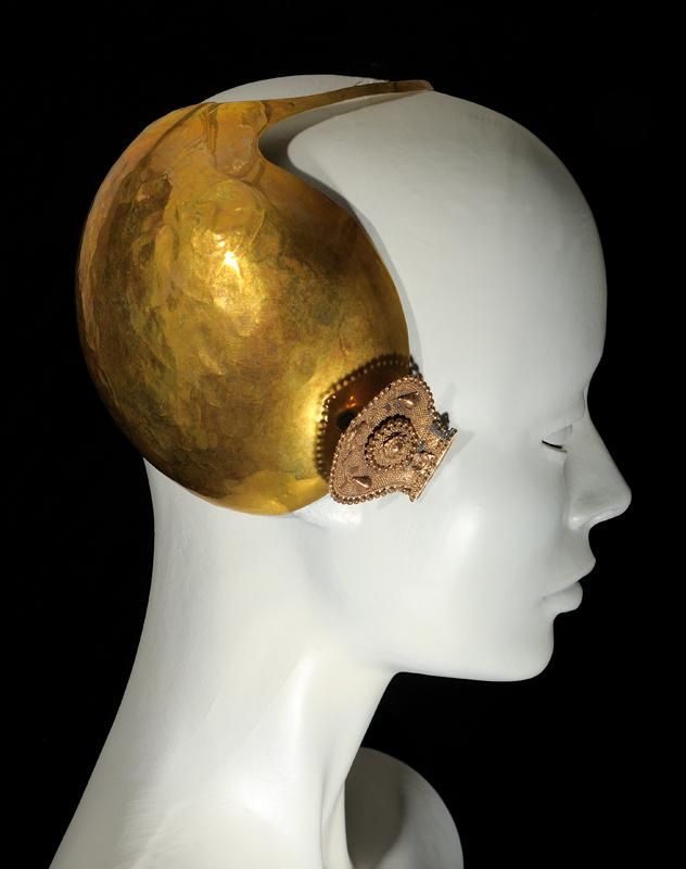 Gouden oorijzer