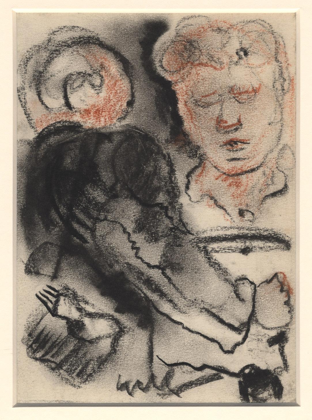 Een portret van twee patiënten