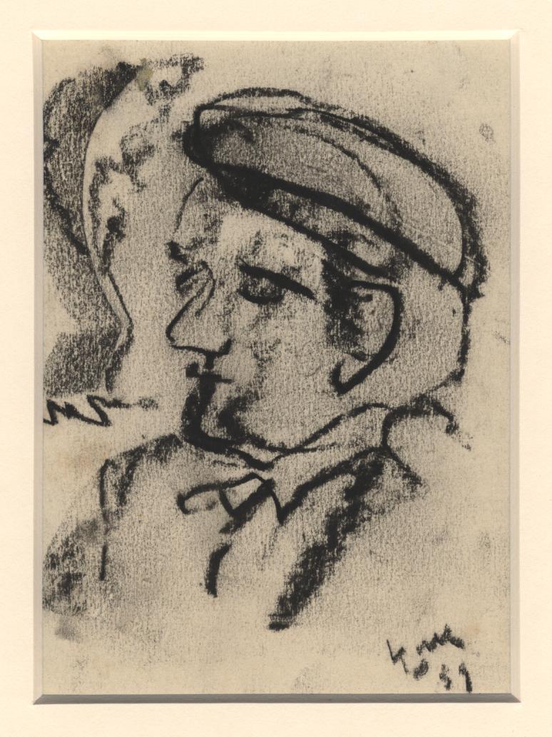 Het portret van een man