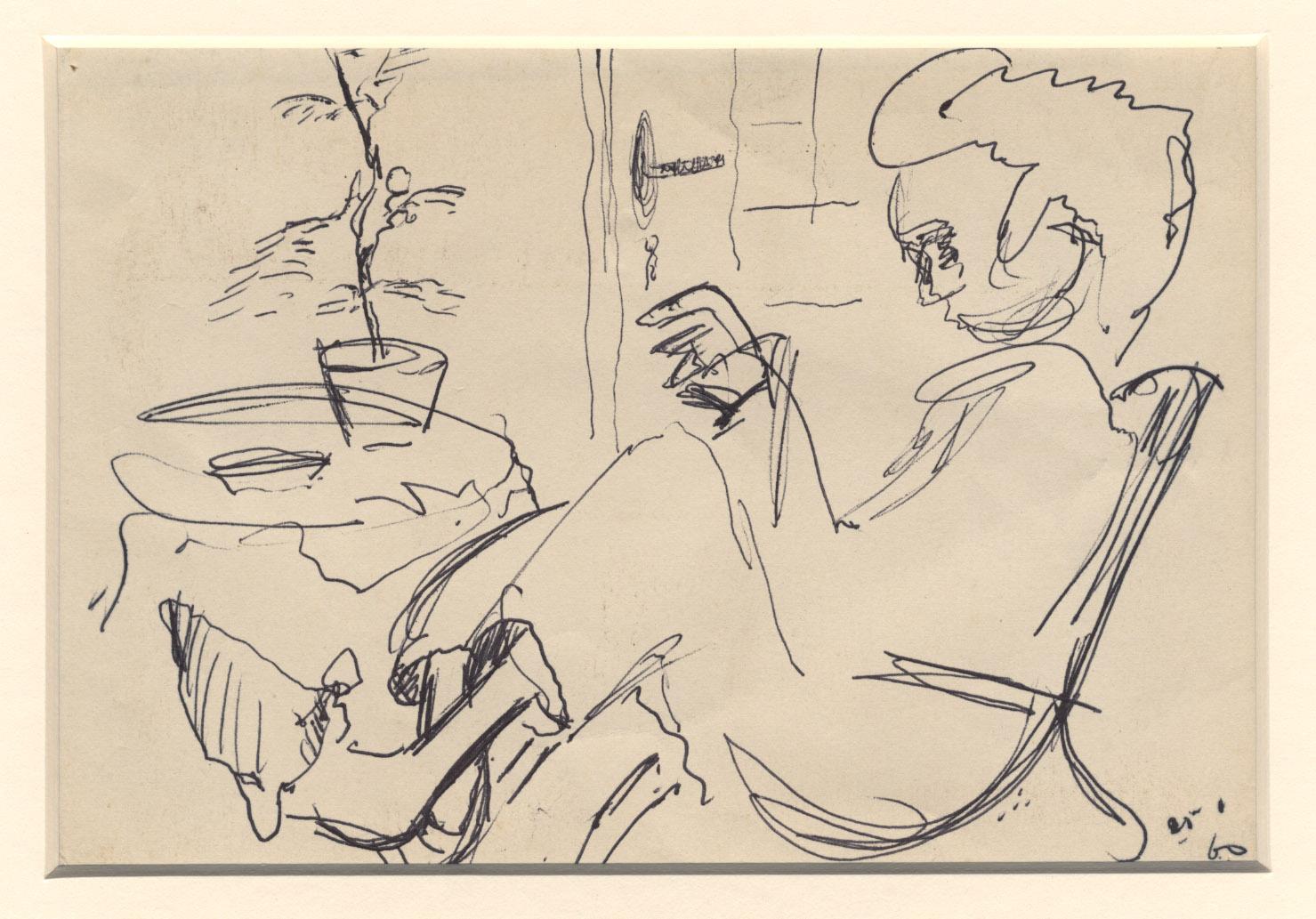 Het portret van een patiënt met een zere voet