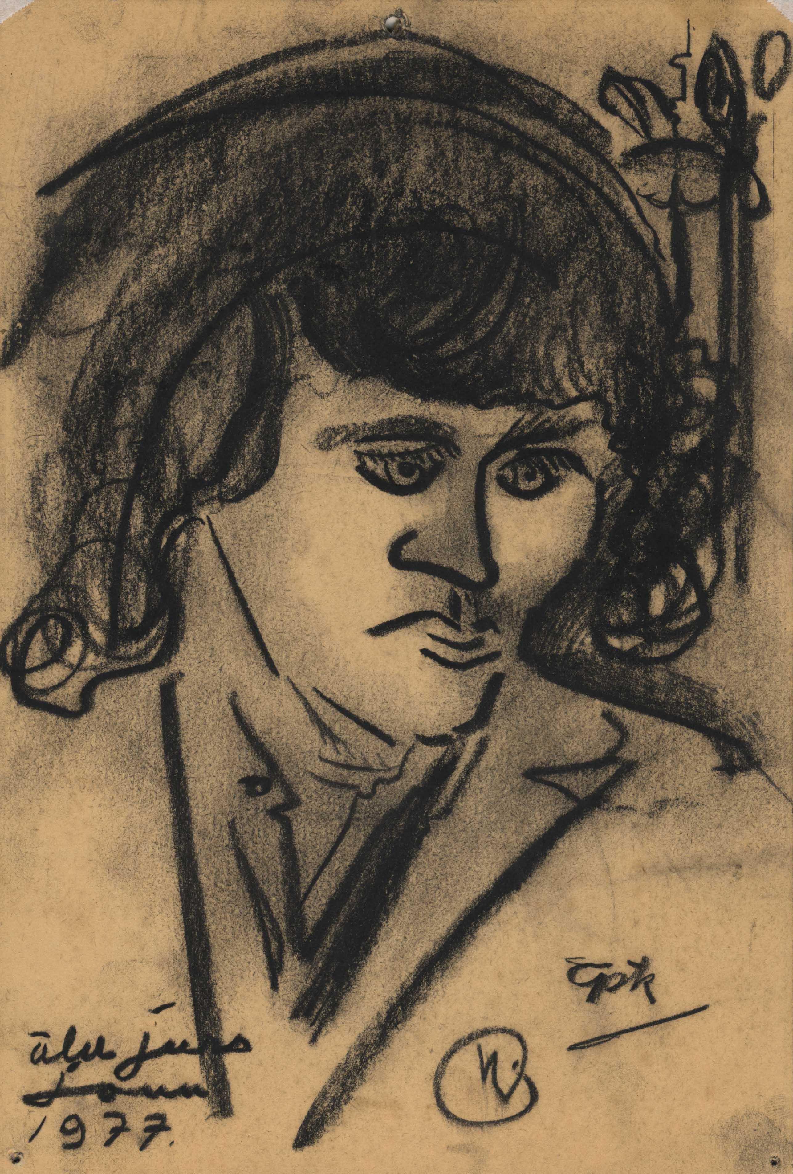 Portret van Gosse Pieter