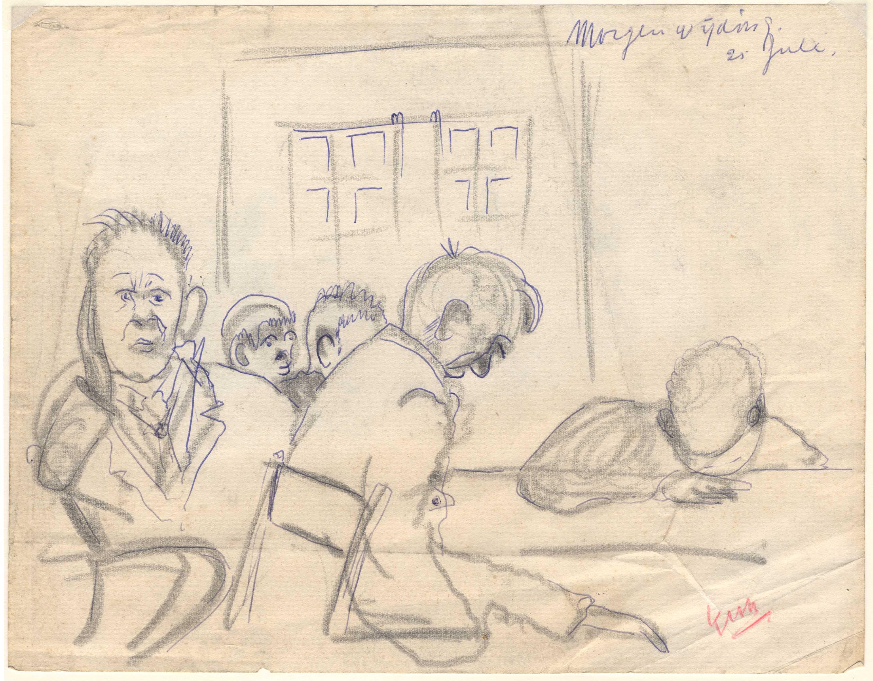 Vijf patiënten