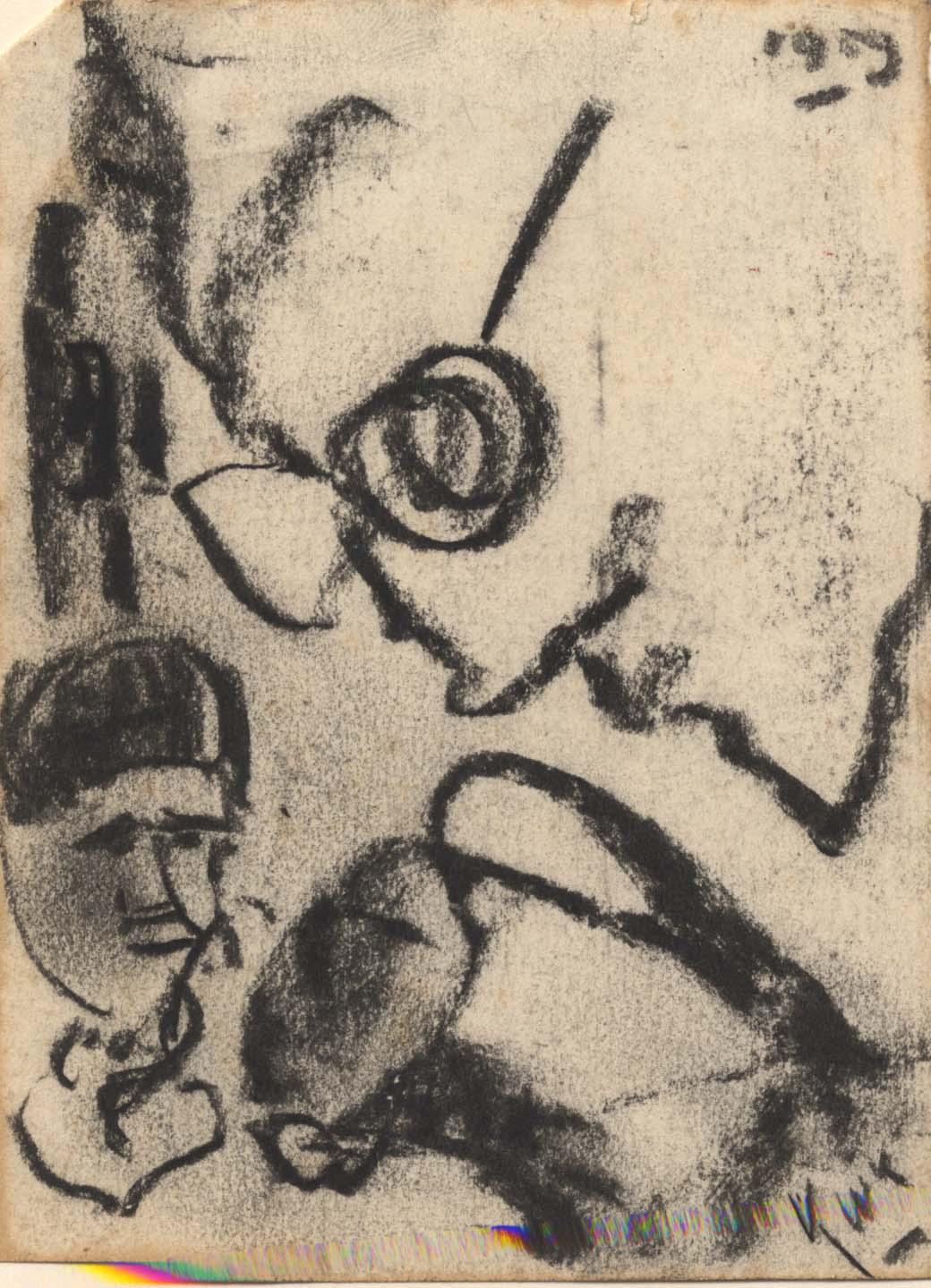 2 Mannen, één draagt een bril