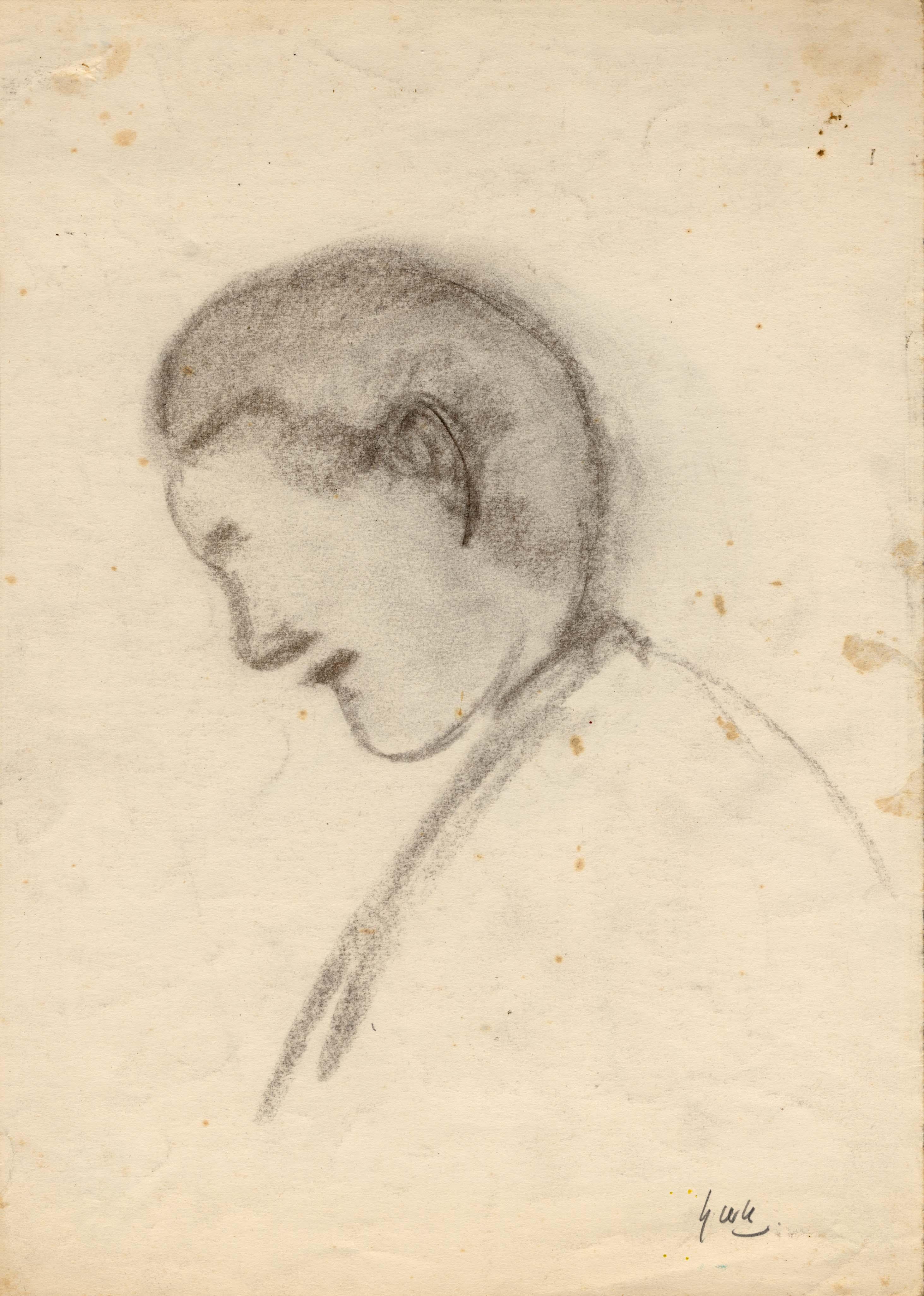 Portret van een patiënt