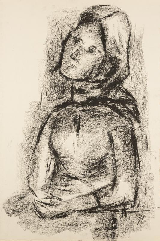 Portret van een meisje, 1971