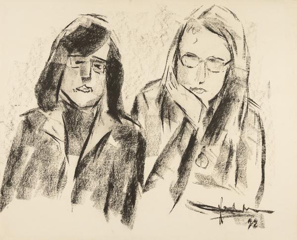 2 Meisjes, 1972