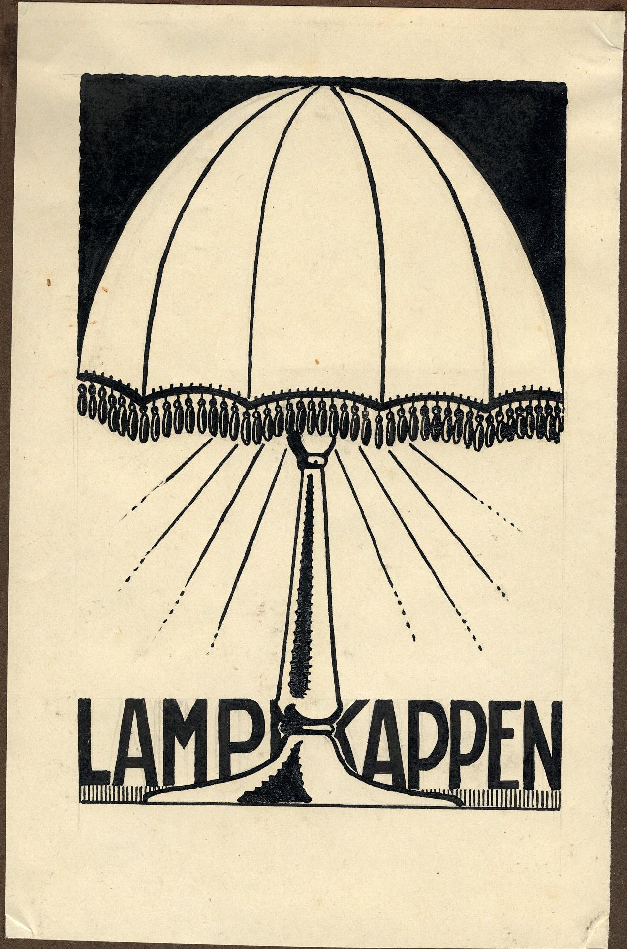 Lampekappen