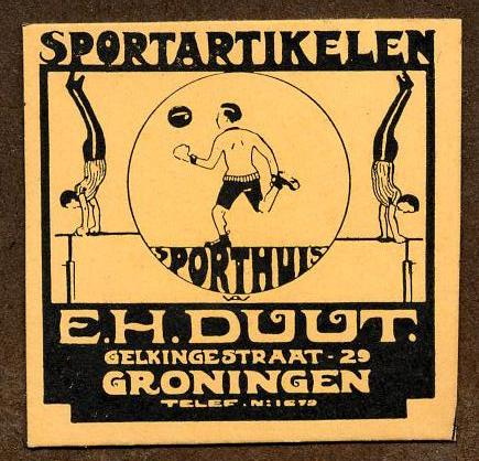 Sporthuis EH Duut