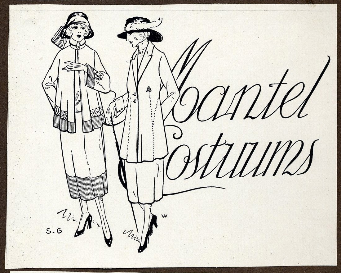 Mantel Costuums