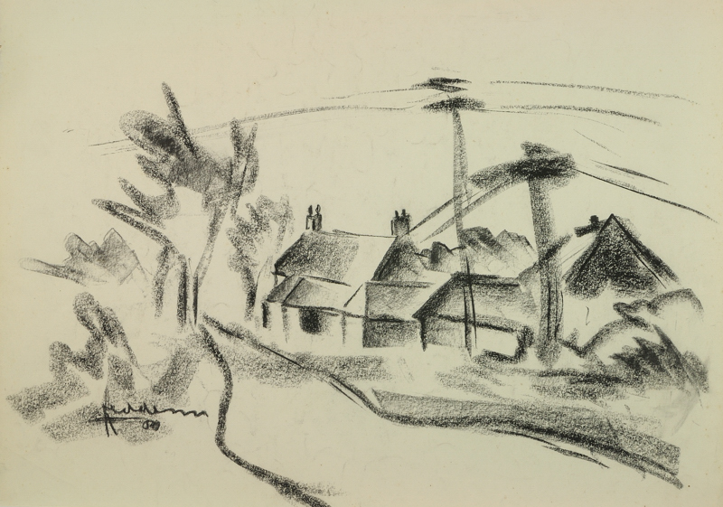 Fries dorp, 1968