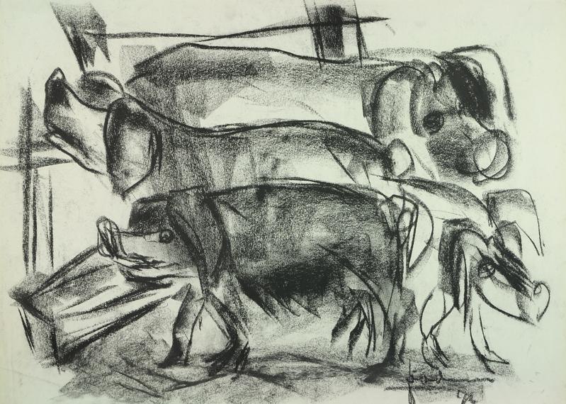 Varkens 1, 1972