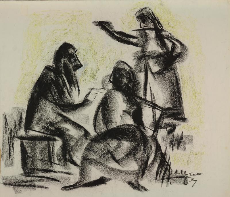 De onderwijzing, 1967