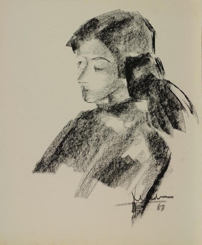 Vrouw, 1967