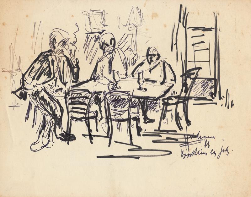 Café, 1961