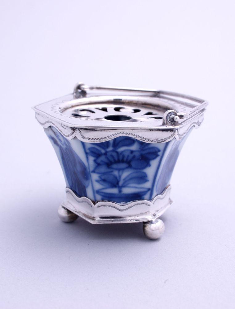 Chinees Kangxi miniatuur theelichtje