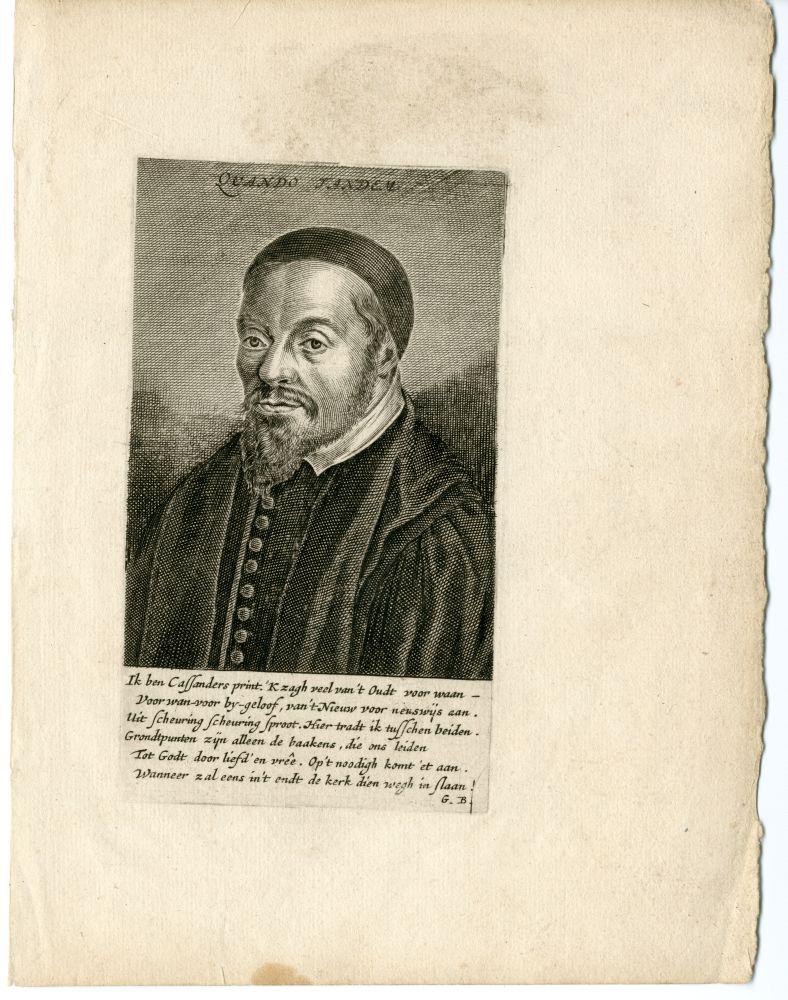 Portret van Cassandra's priester