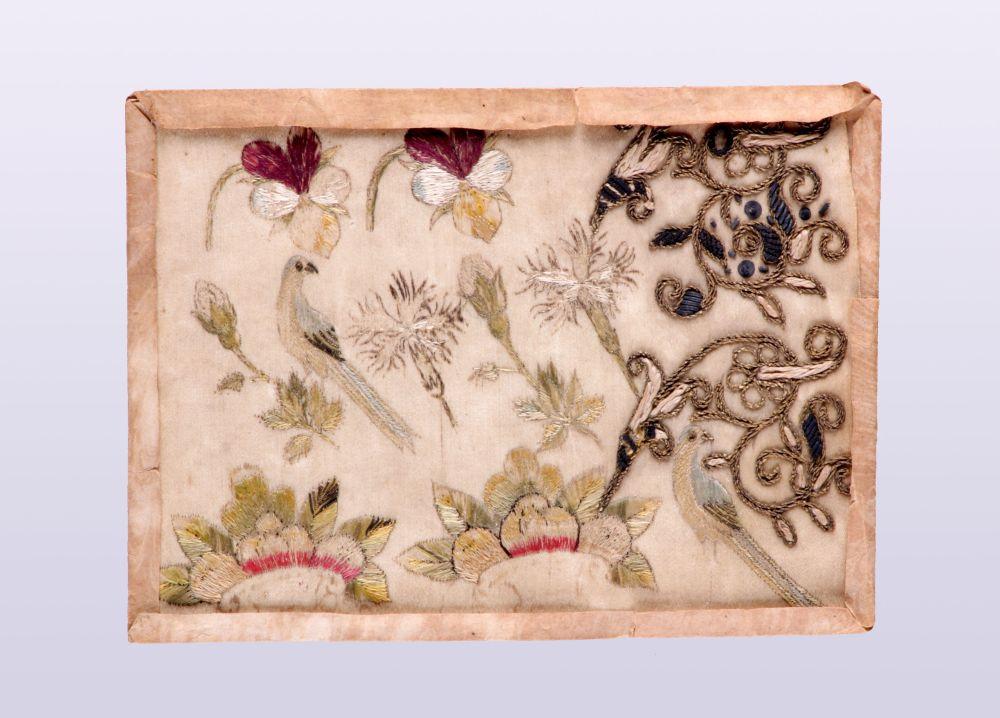Borduurwerk door Anna Maria van Schurman