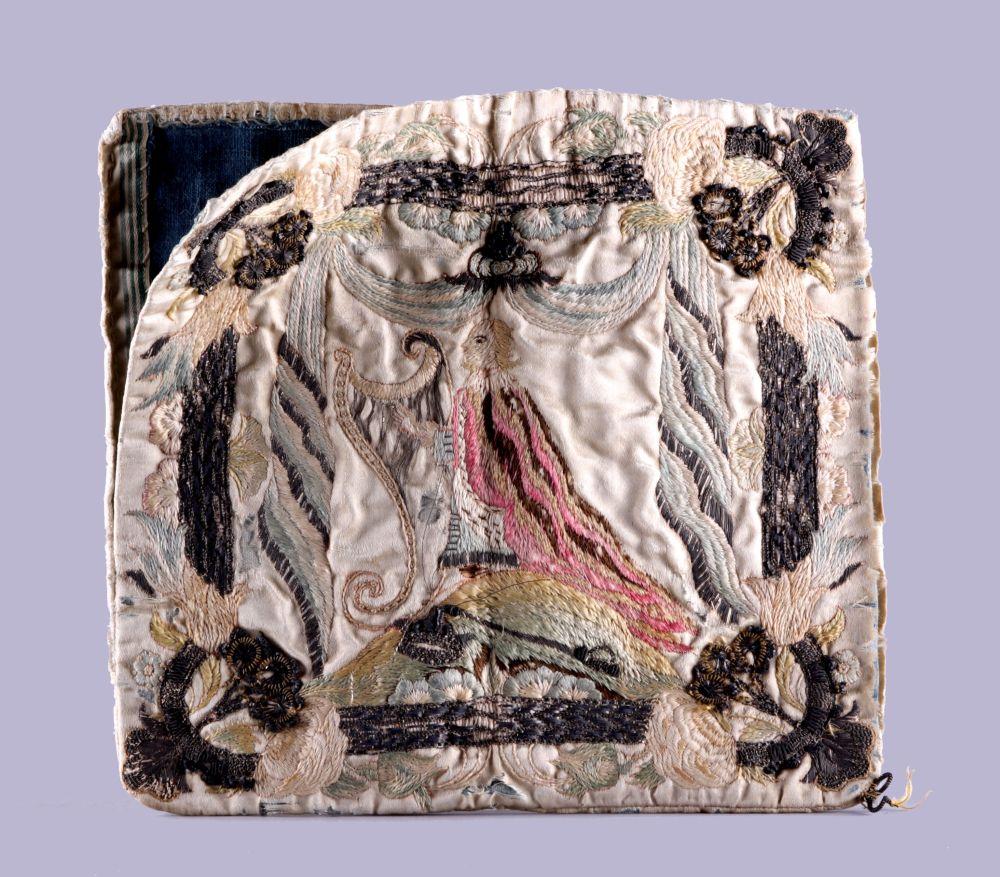 Borduurwerk toegeschreven aan Anna Maria van Schurman