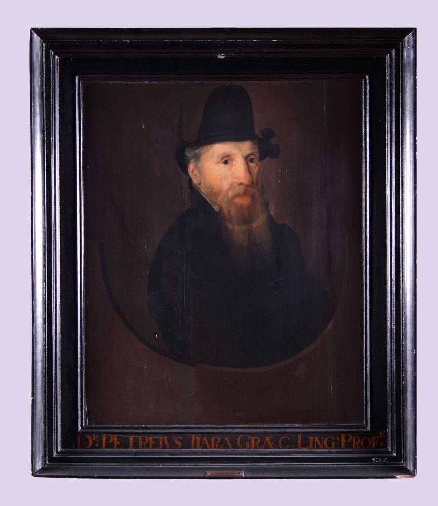 Portret van Petrejus Tiara