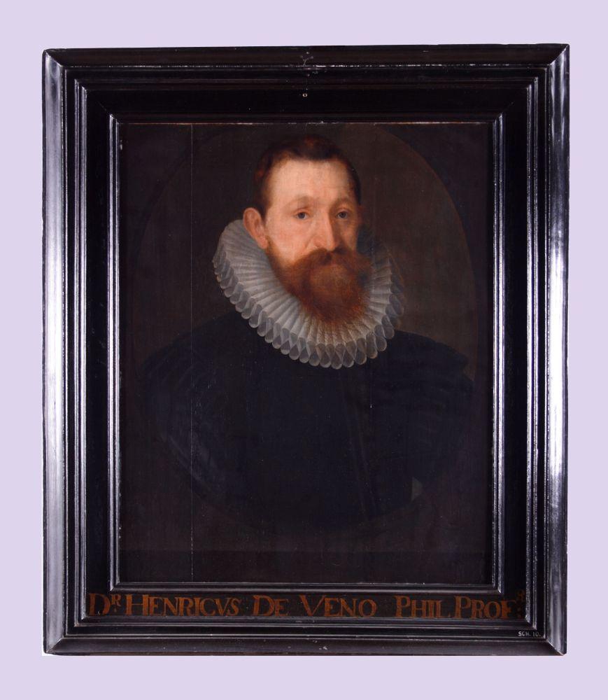 Portret van Henricus de Veno