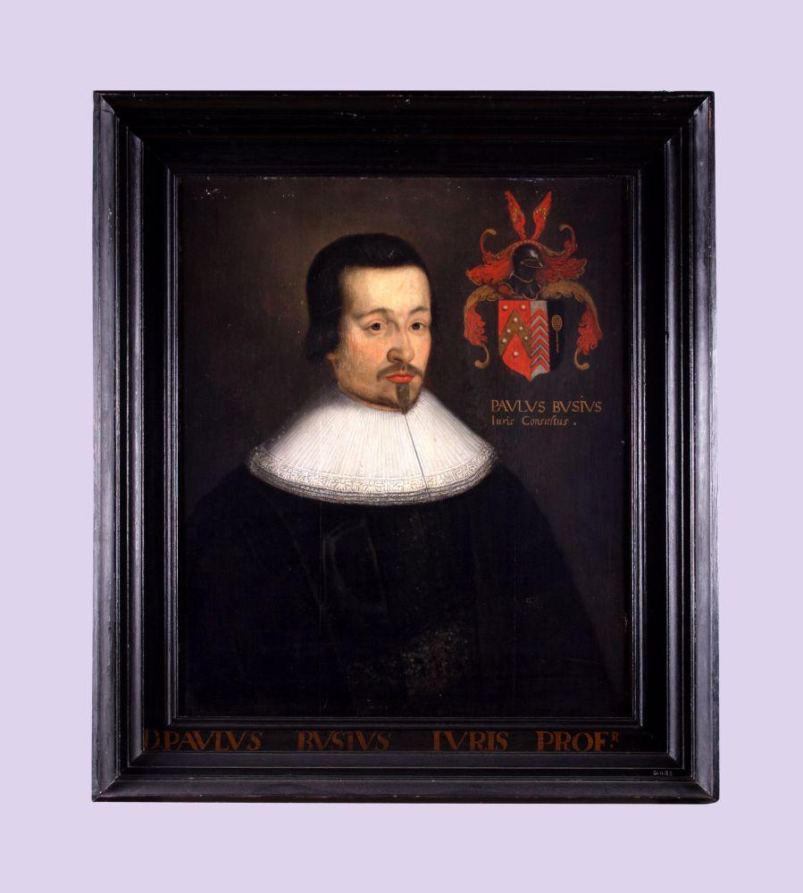 Portret van Paulus Busius
