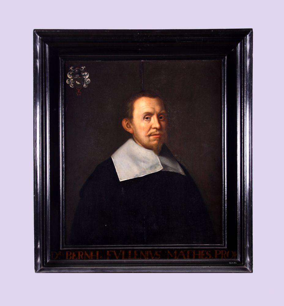 Portret van Bernardus Fullenius