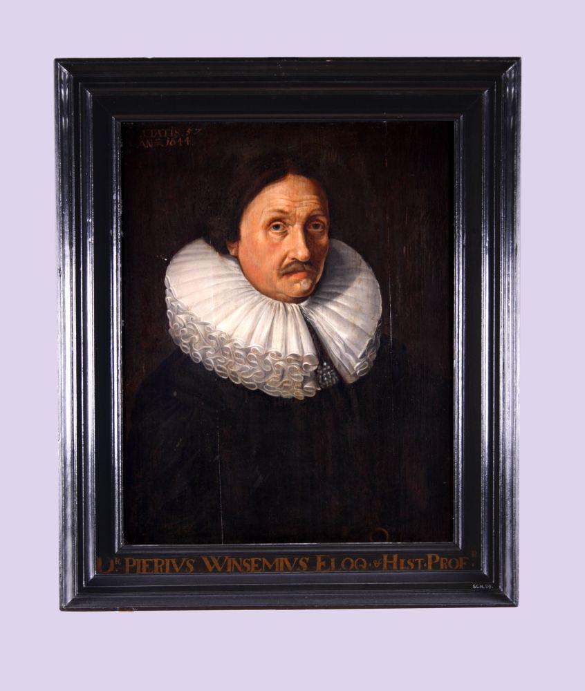 Portret van Pierius Winsemius