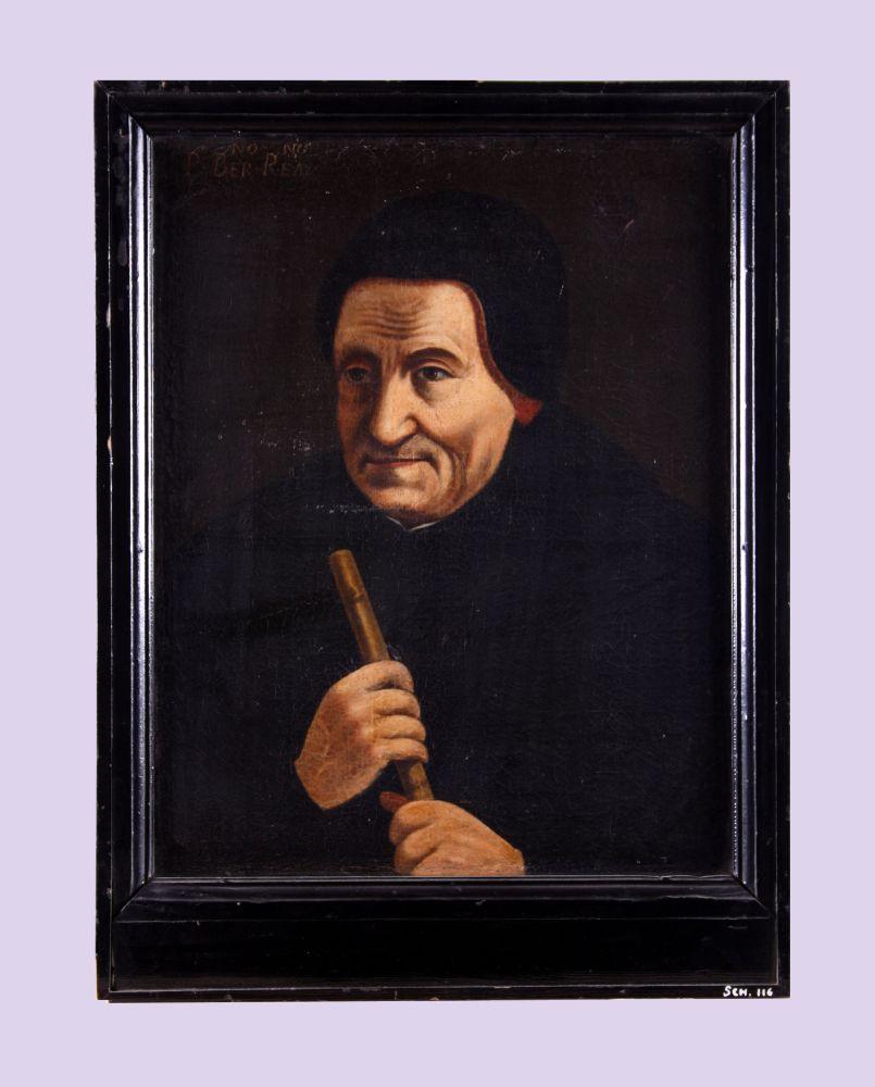 Portret van Bernardinus Realinus