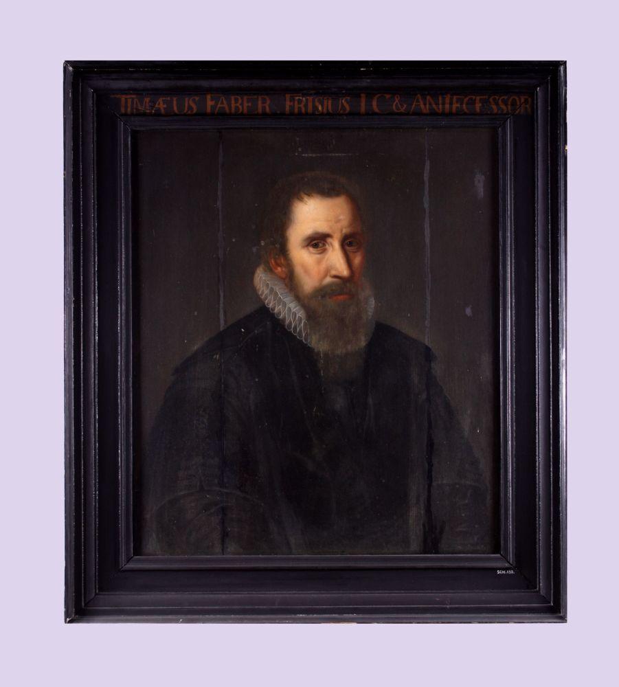 Portret van Timaeus Faber