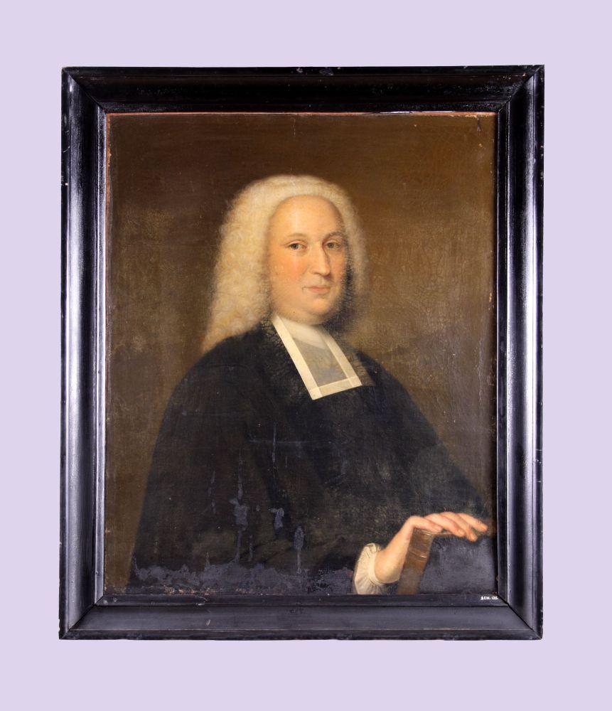 Portret van Albertus Wilhelmus Melchior