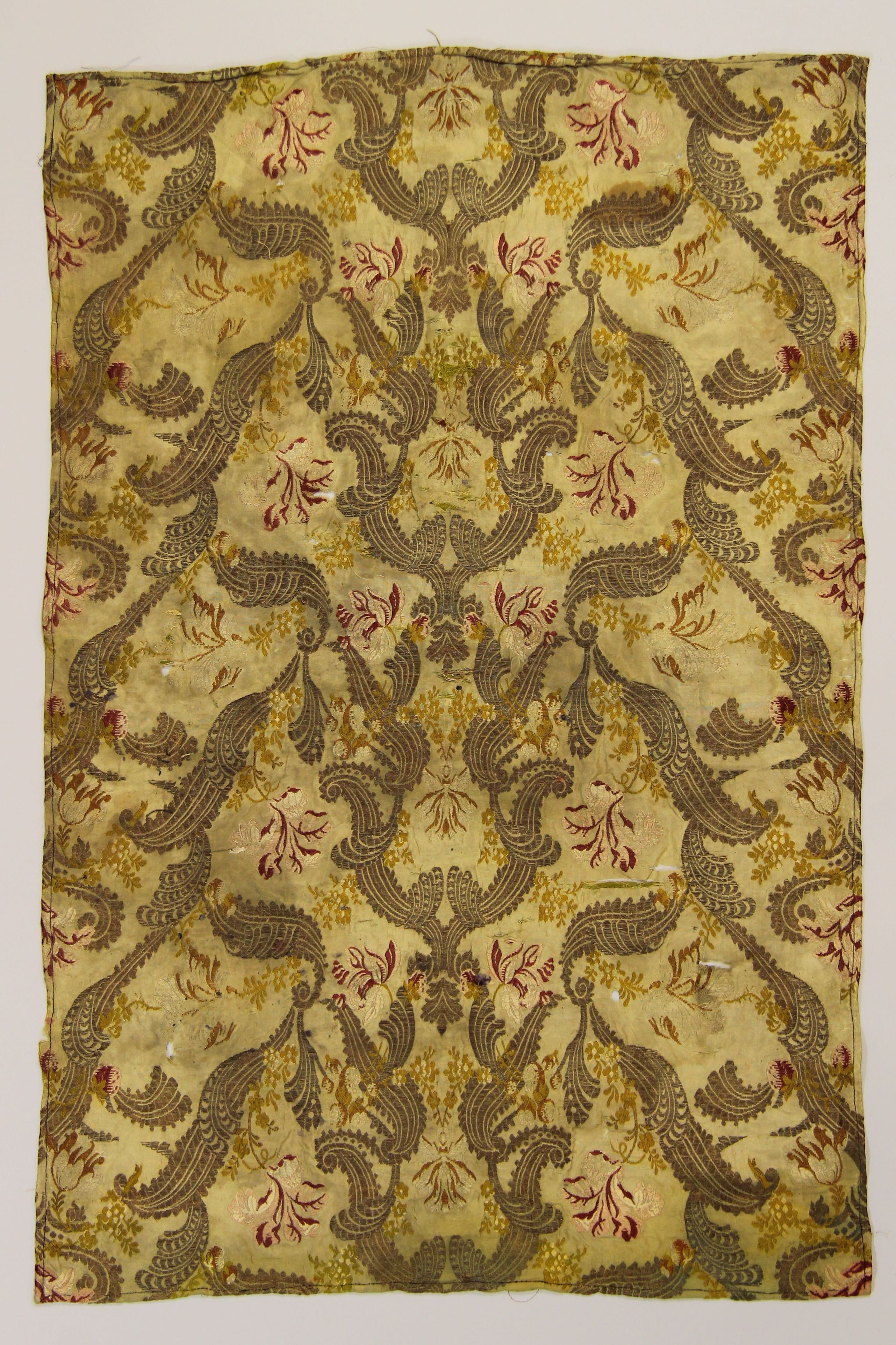 "Silk panel, ""Bizarre?-type"