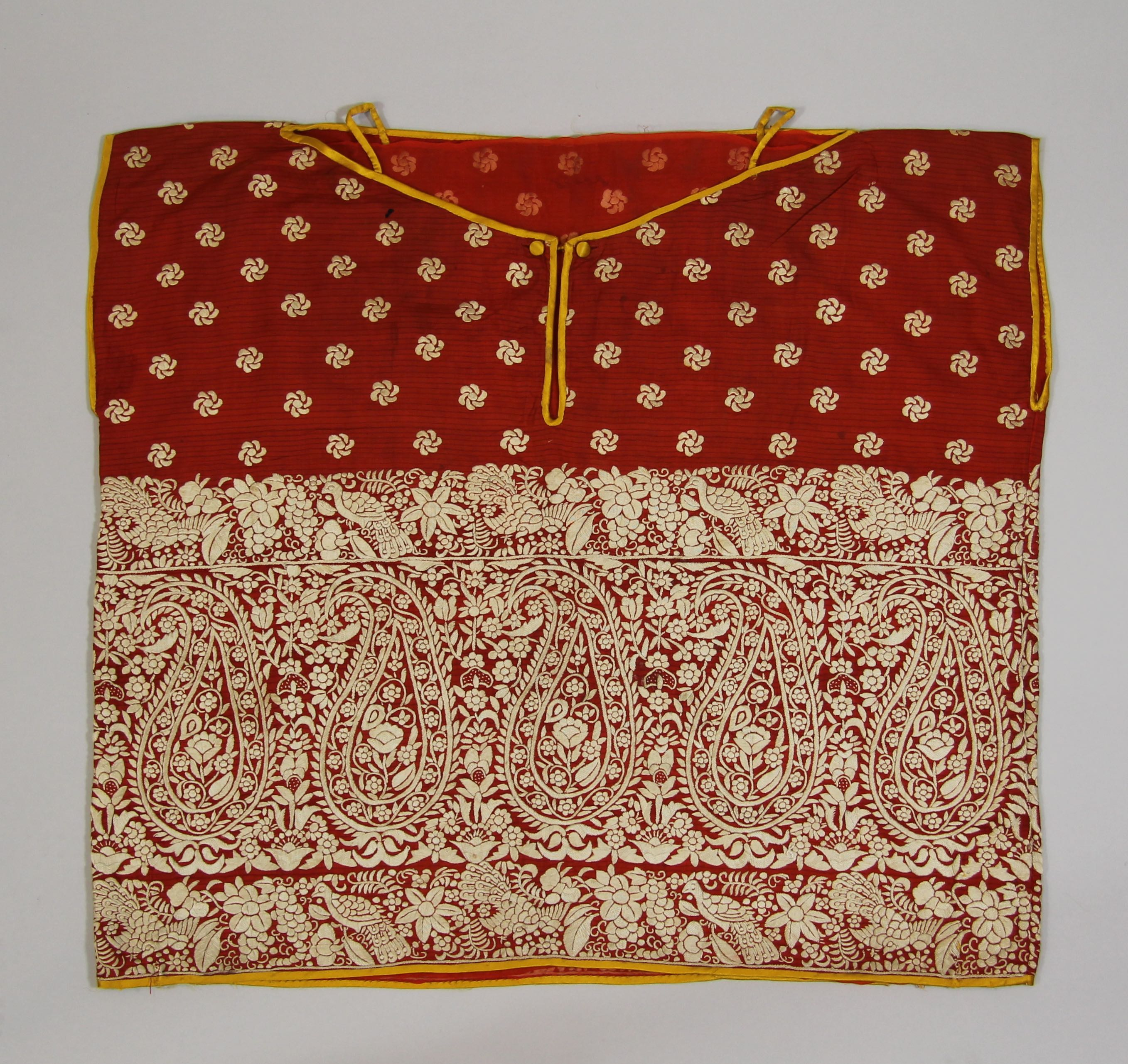 Woman's embroidered blouse