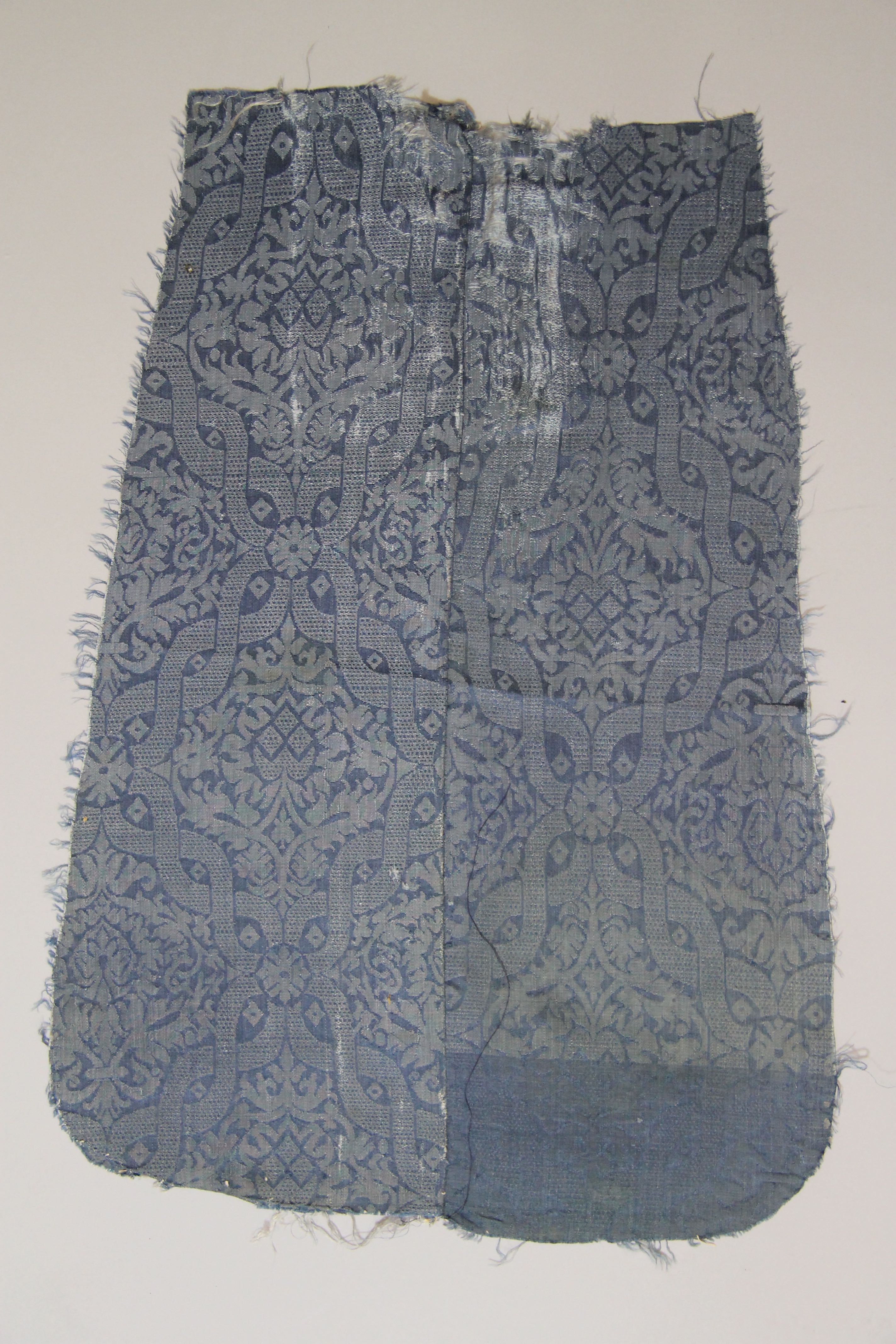 Panel from a garment (possibly a chasuble) (fragments)