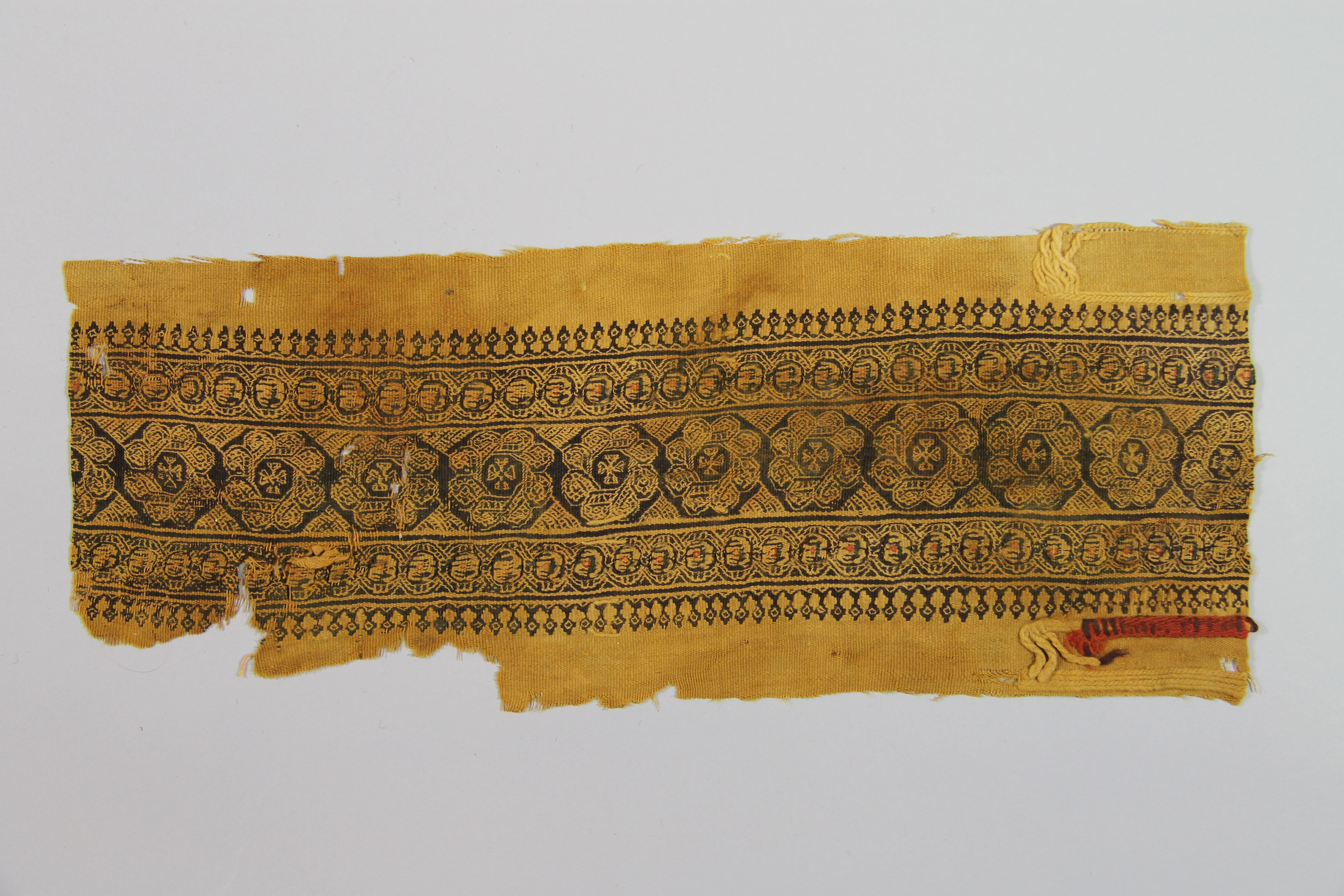 Tapestry band (fragment)
