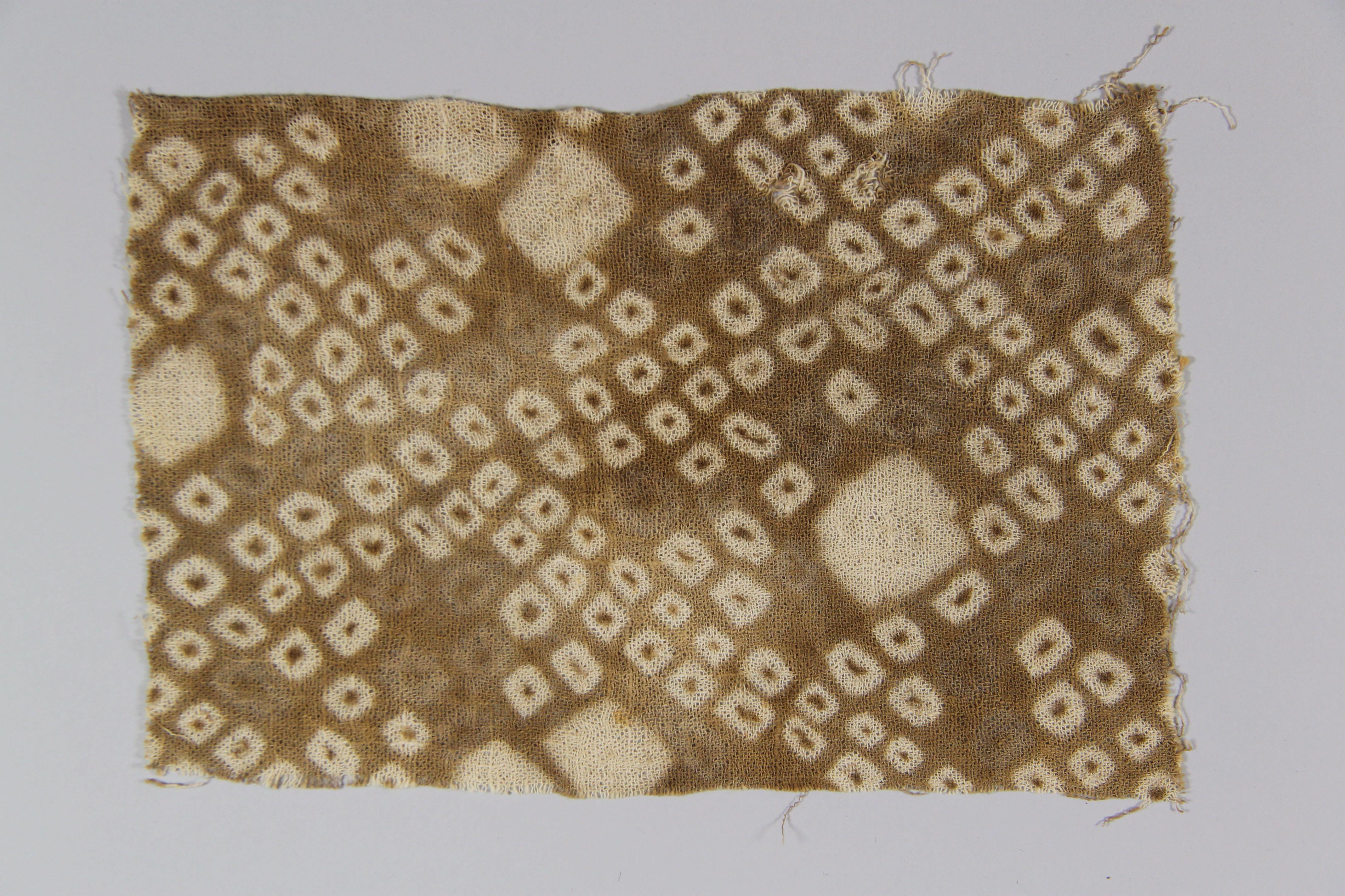 Crepe textile (fragment)