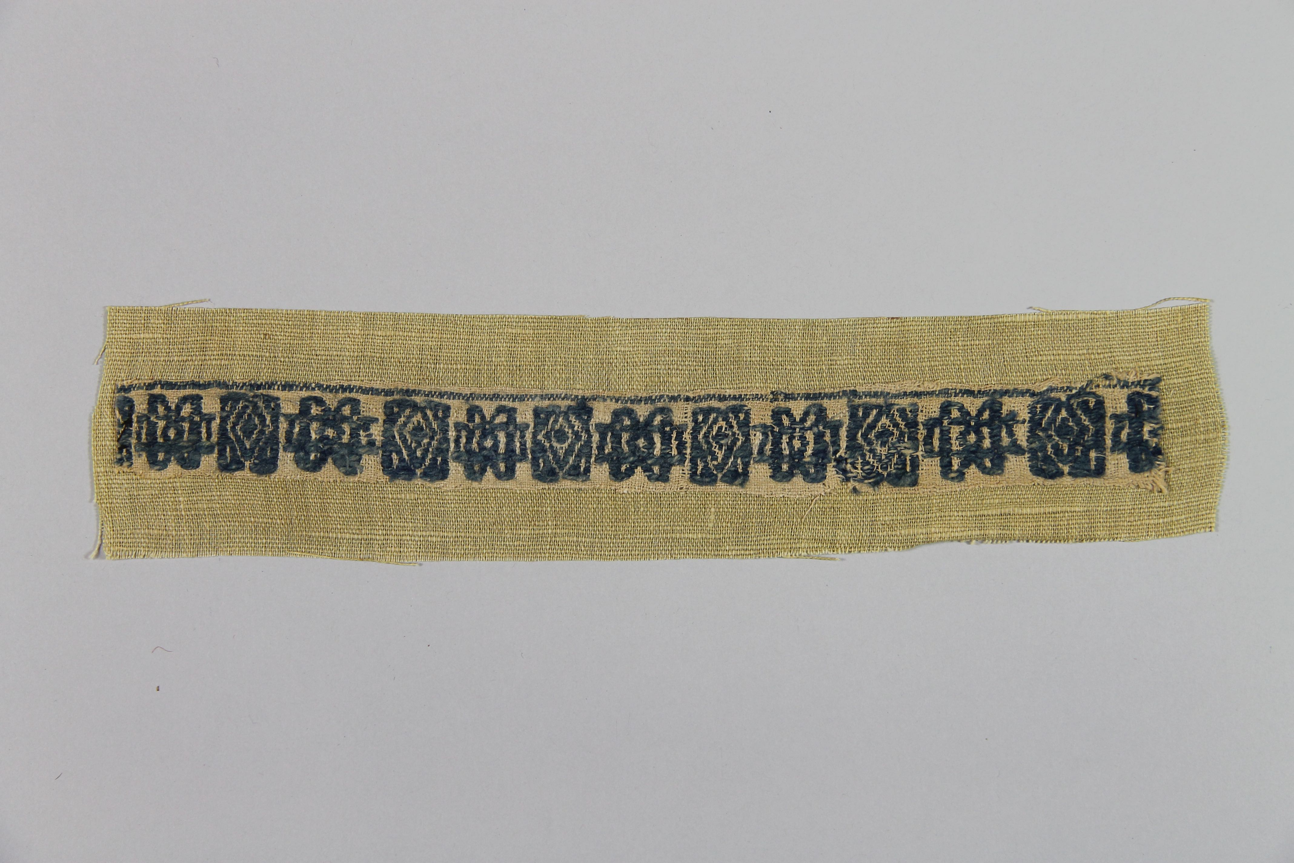 Woven band (fragment)