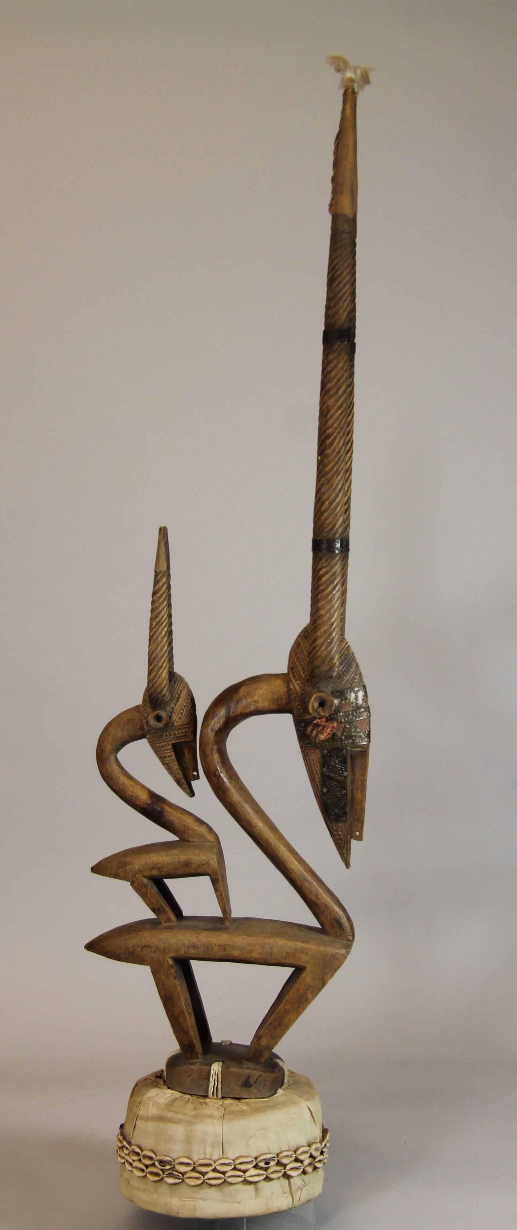 "Female ""Chi Wara"" headdress"