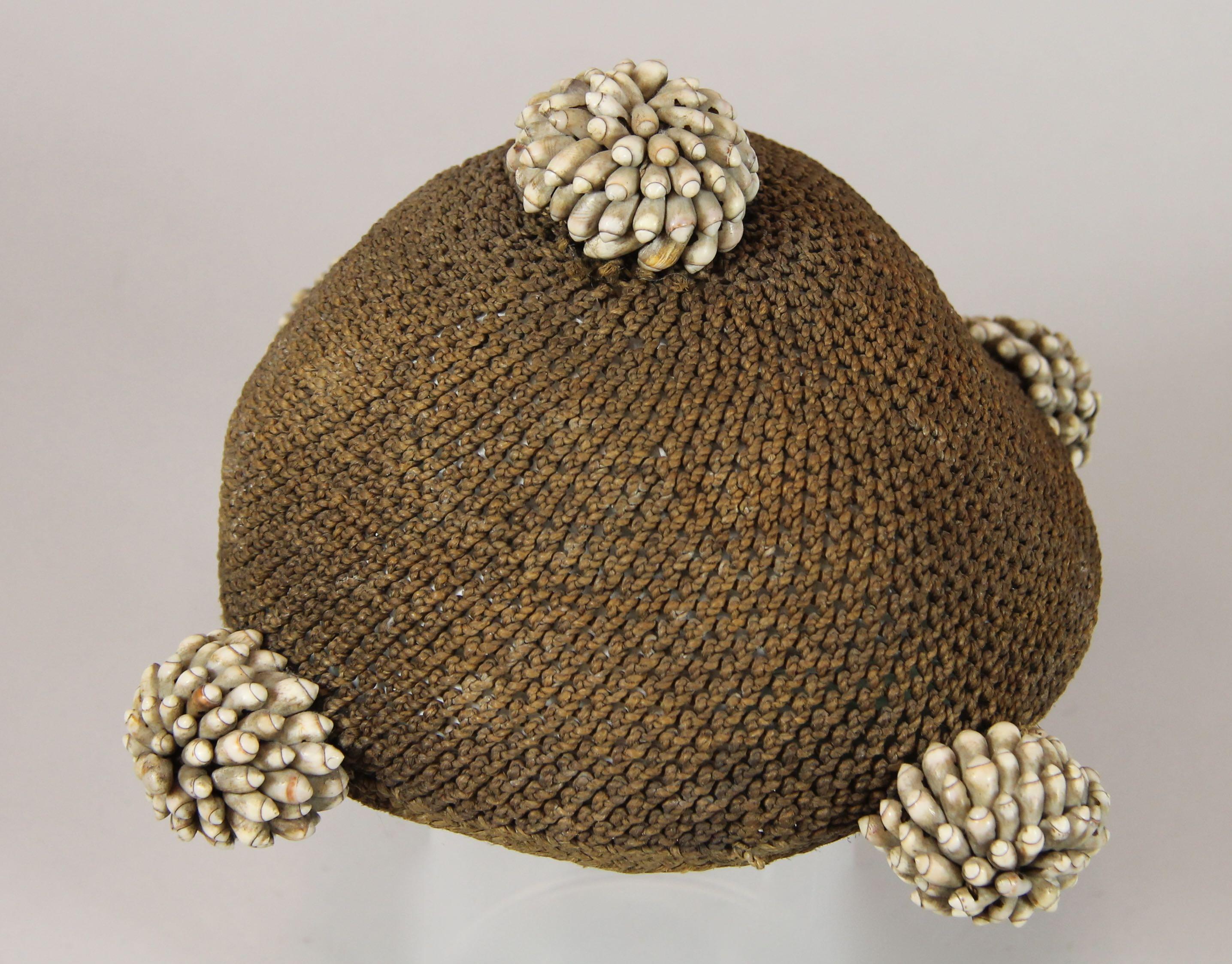 Chieftain's hat (?Mpu A Nzim?)