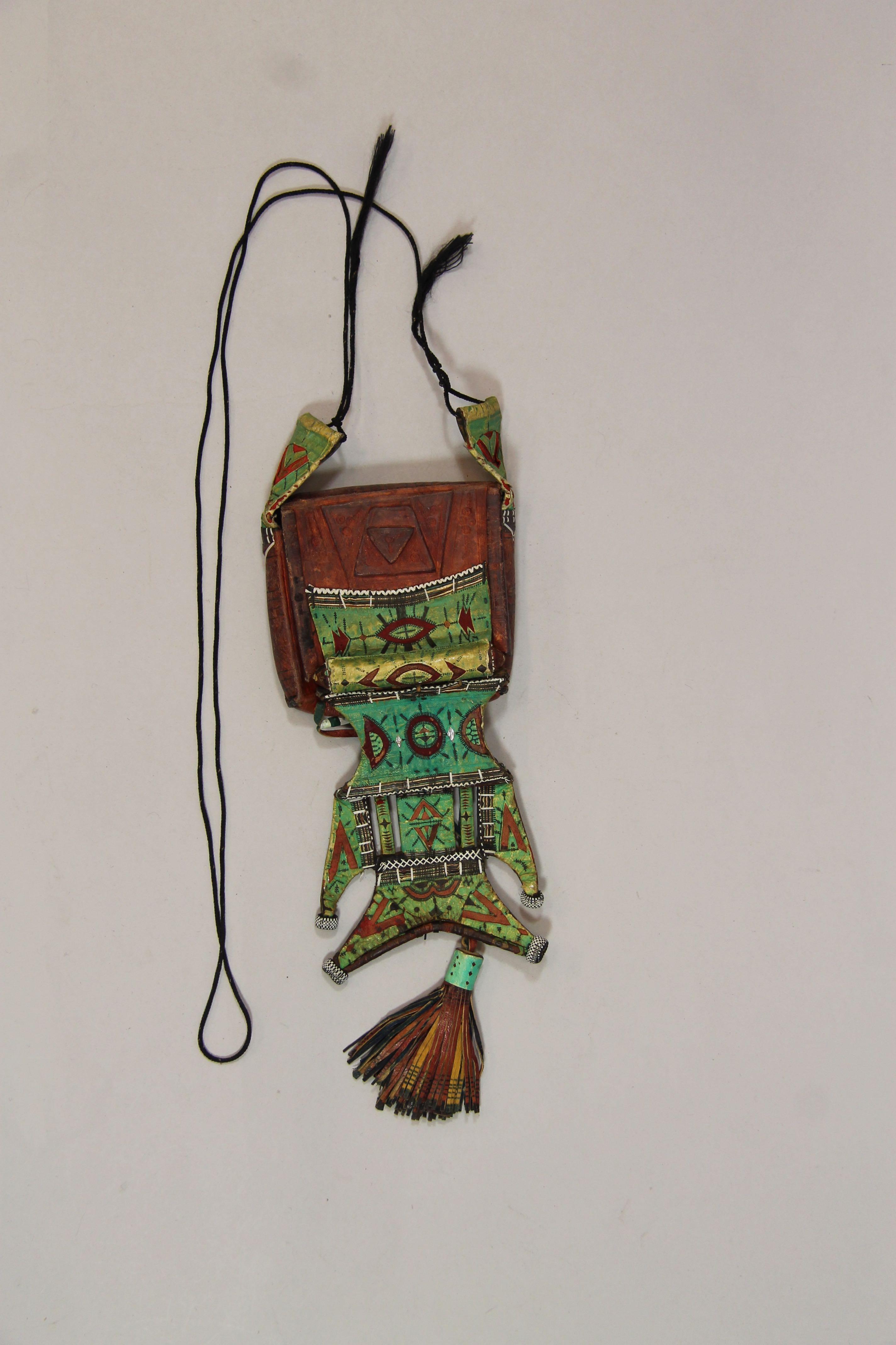 Amulet sack