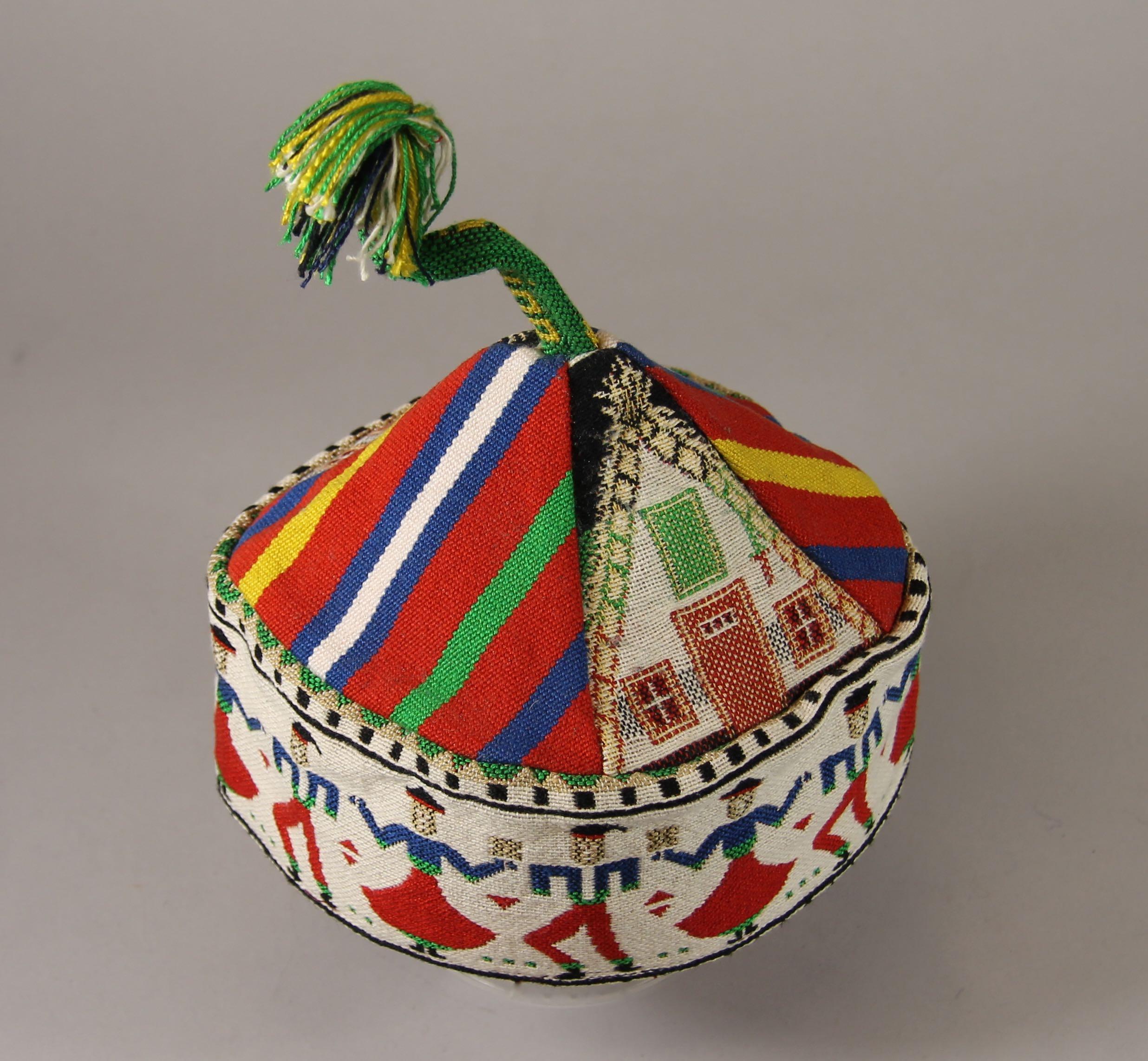 Traditional folk hat