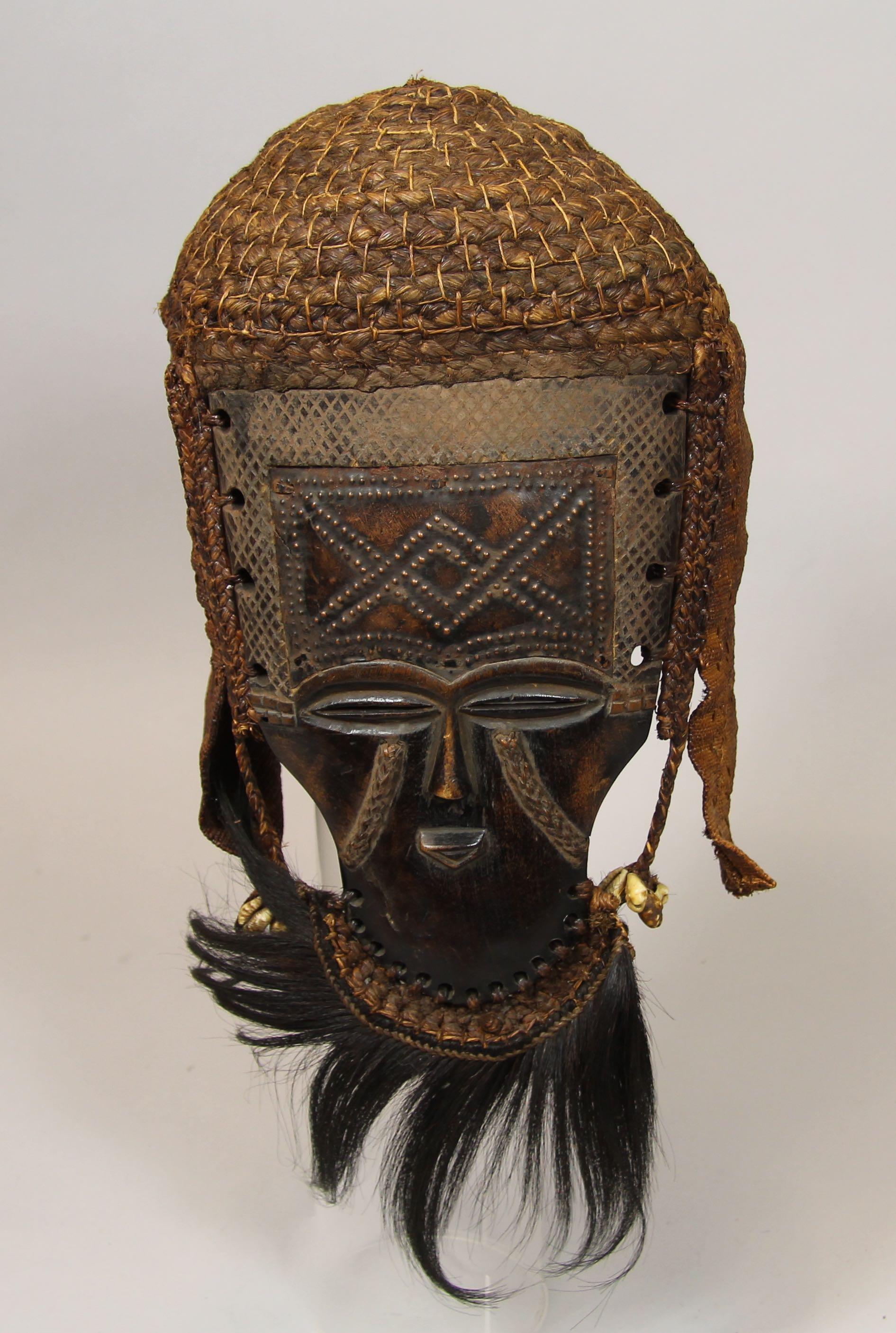 Mask headdress