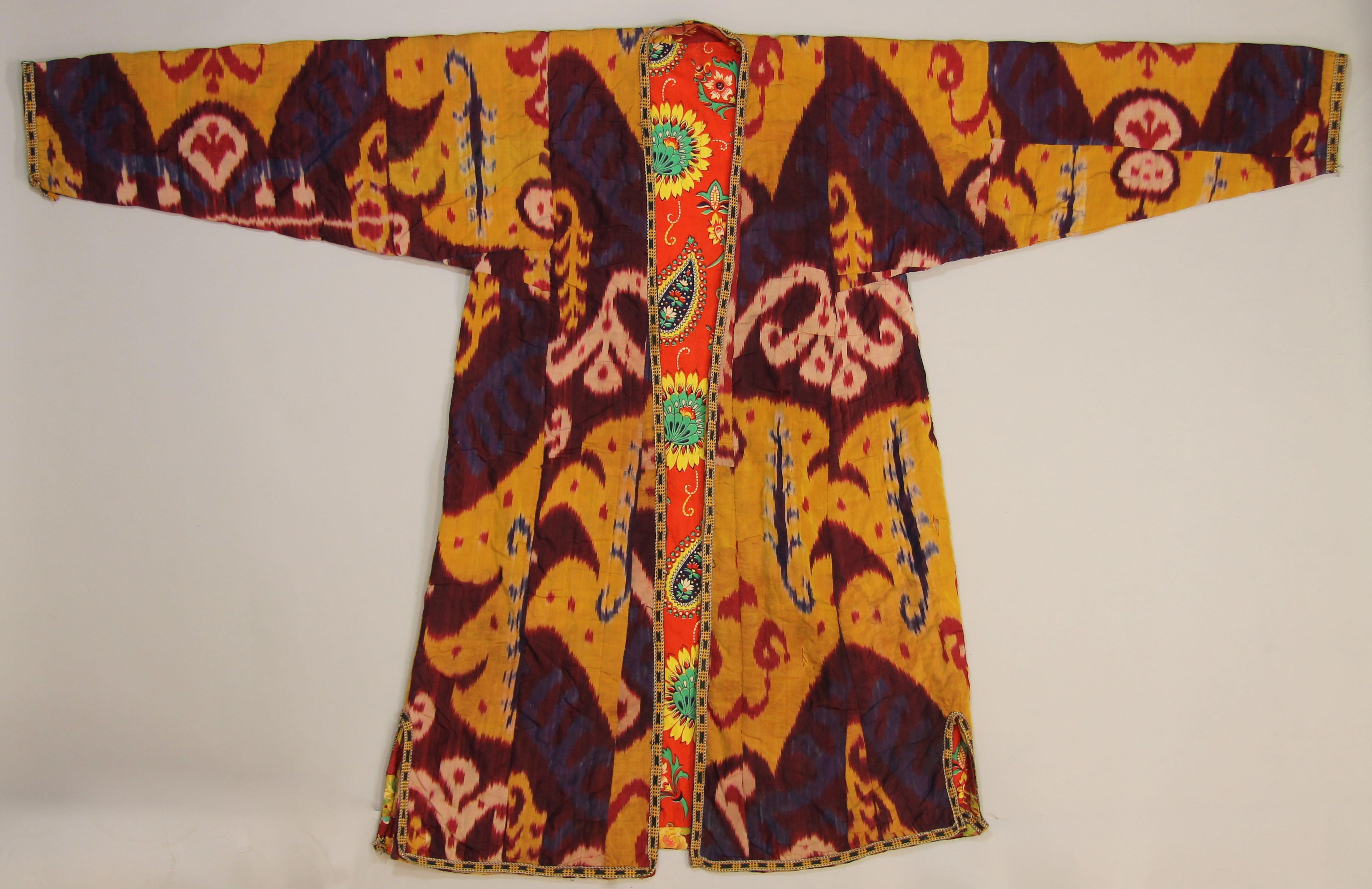 Ikat Chapan (Robe)