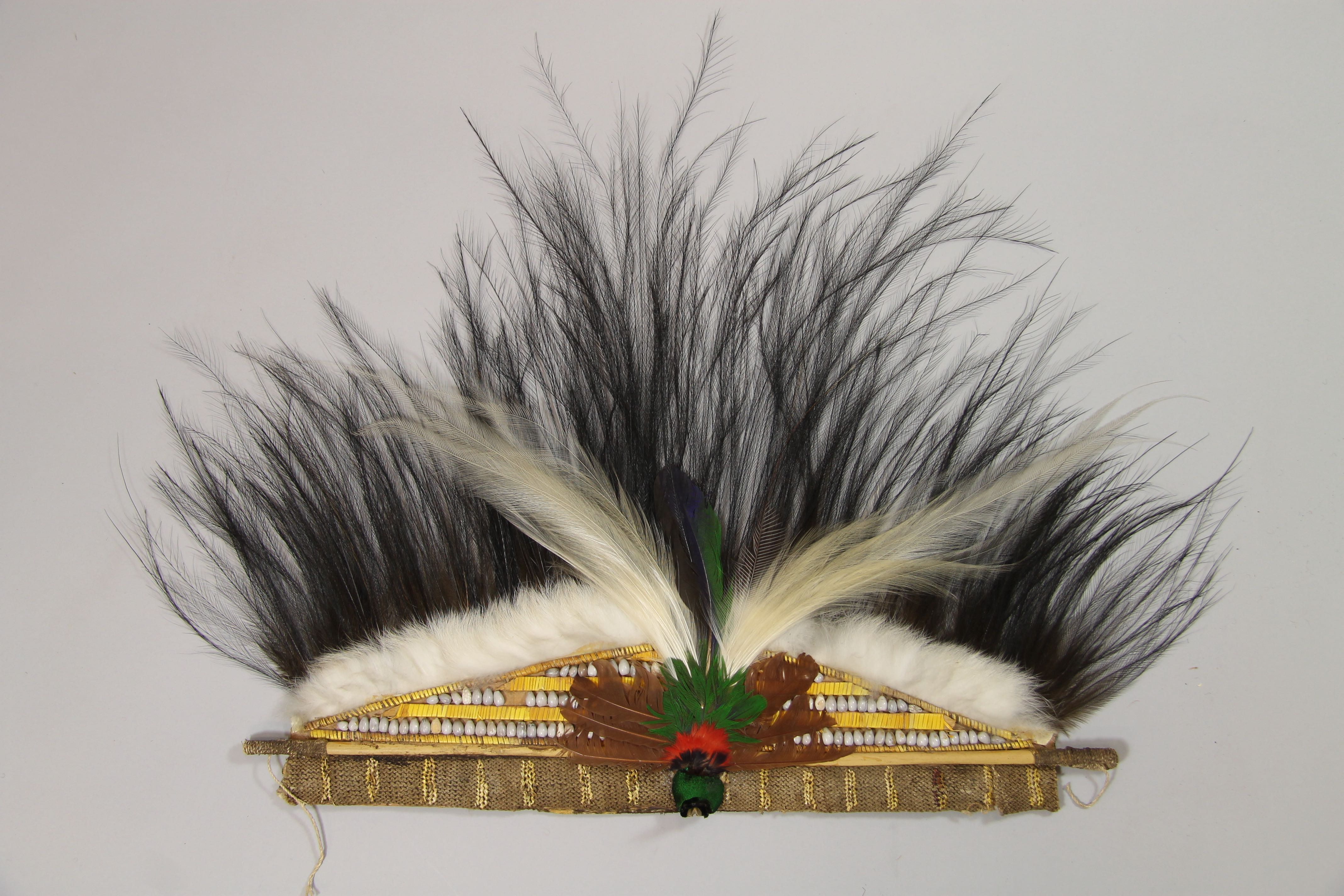 """Topi Buru"" headdress"