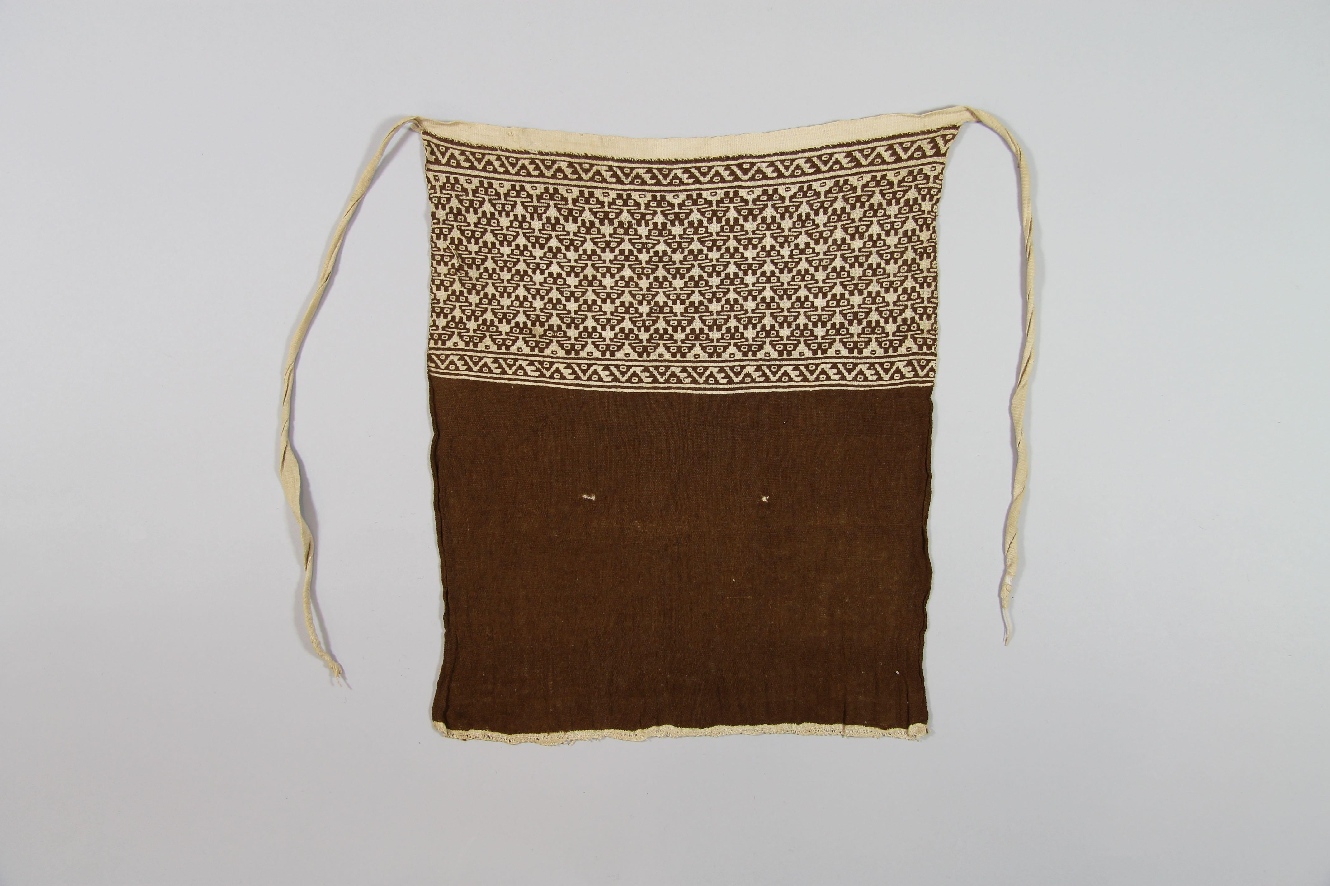 Woven loin cloth