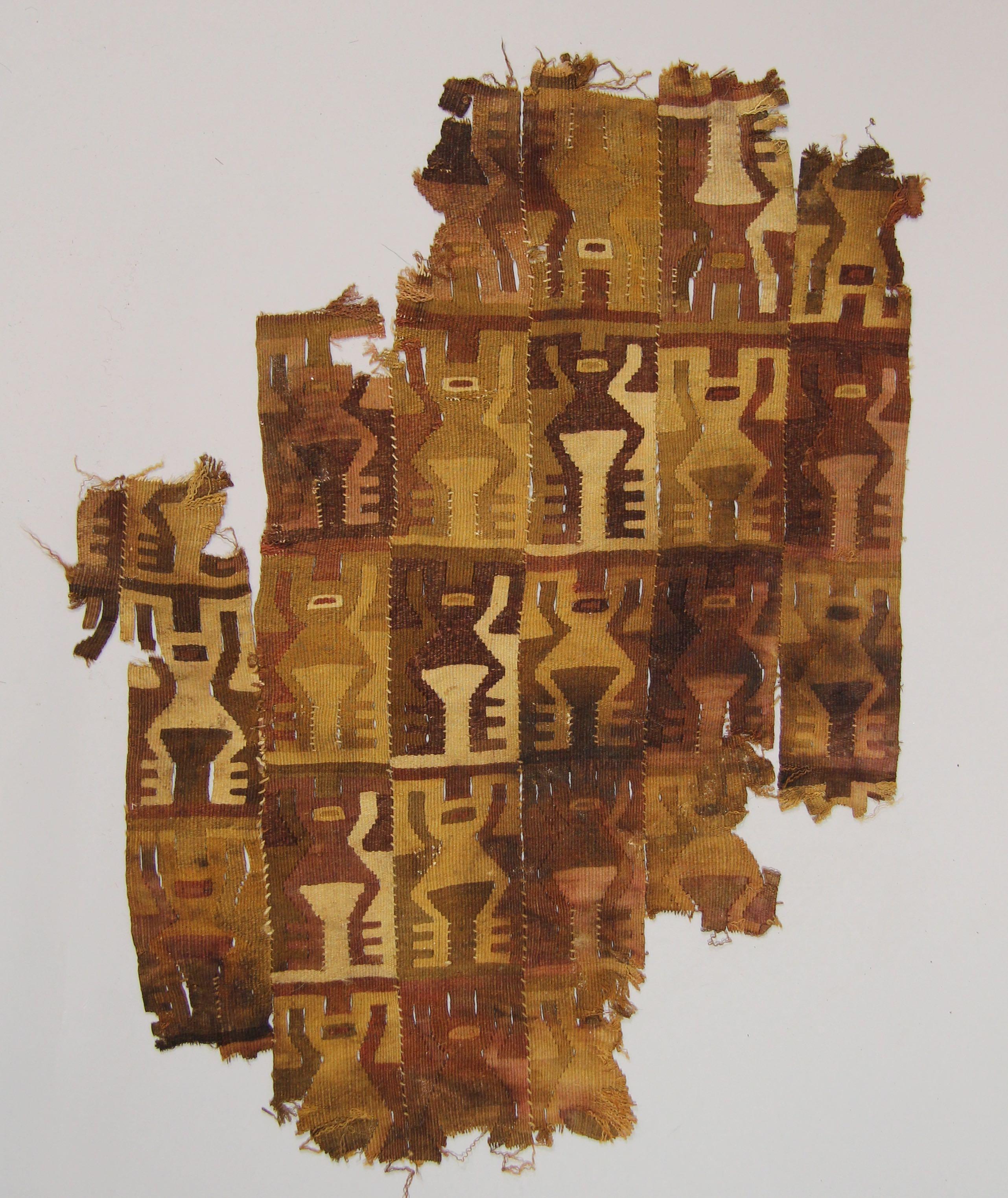 Precolumbian textile