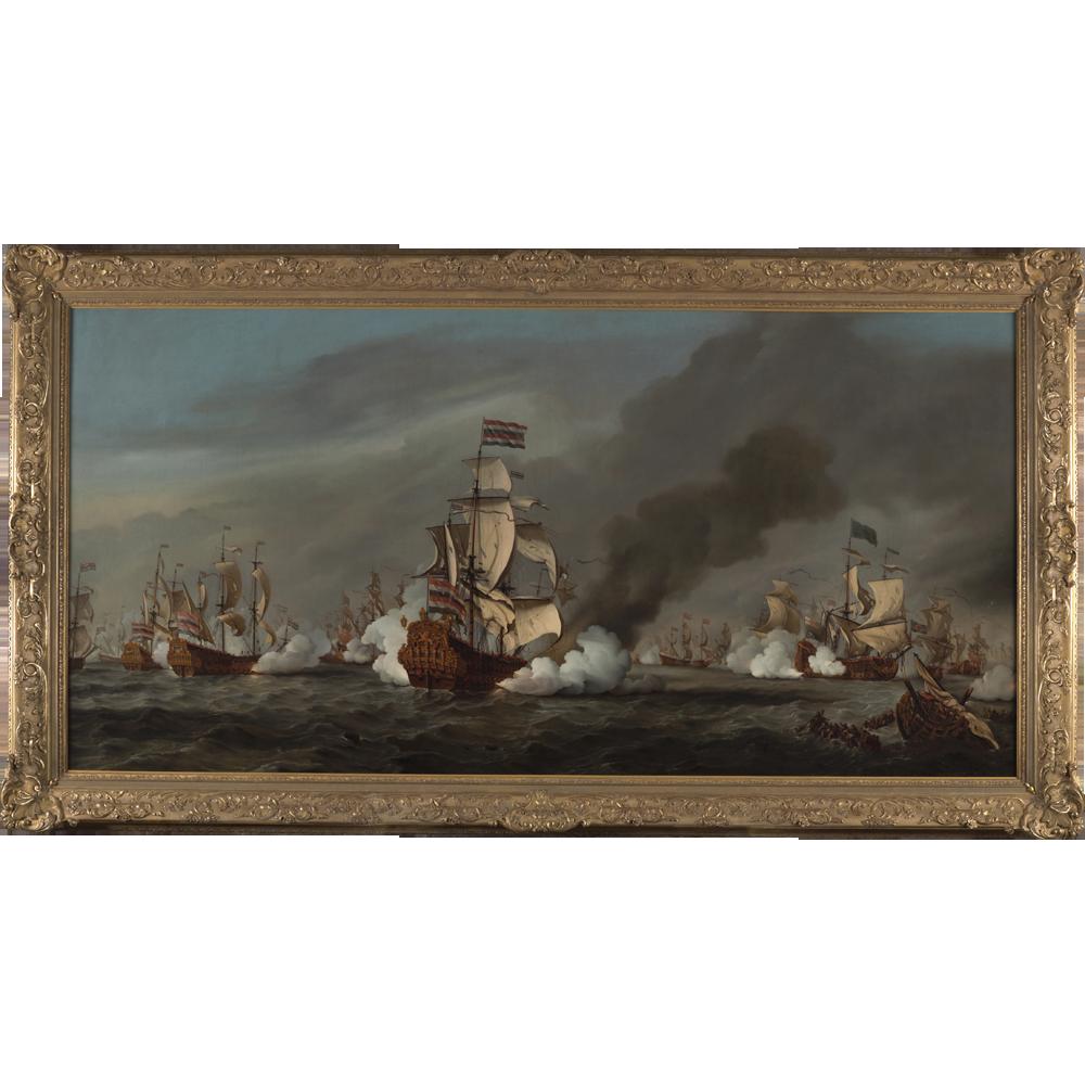 De Zeeslag bij Kijkduin, 21 augustus 1673